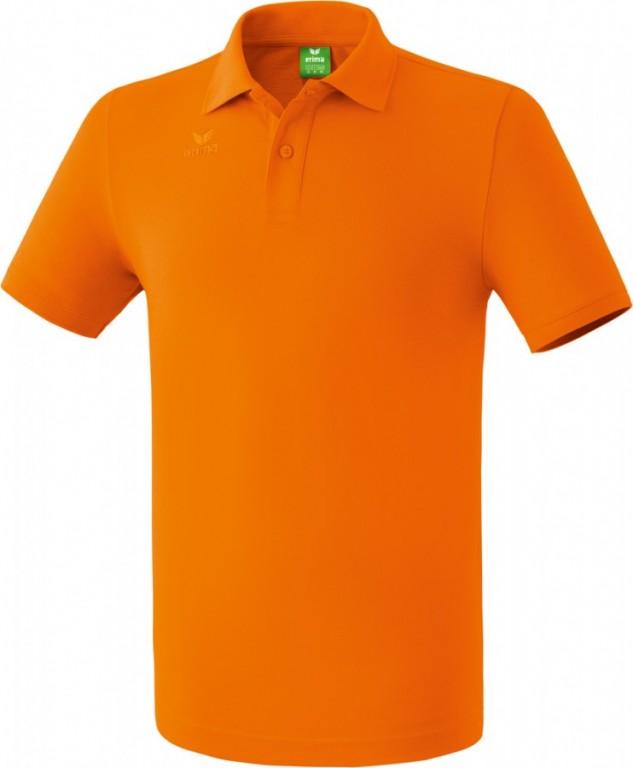 ERIMA TEAMSPORT POLOKOŠILE - PÁNSKÁ - Oranžová