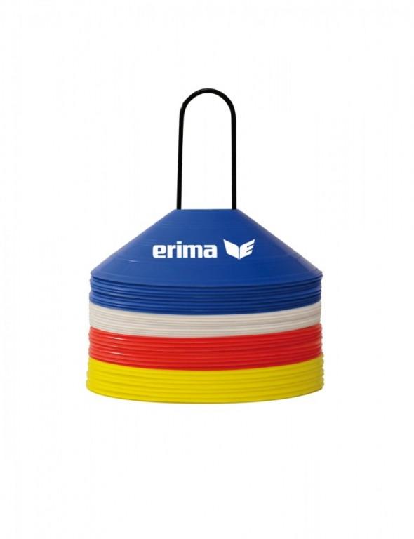 ERIMA METY 40 KS - Červená/Modrá/Žlutá/Bílá