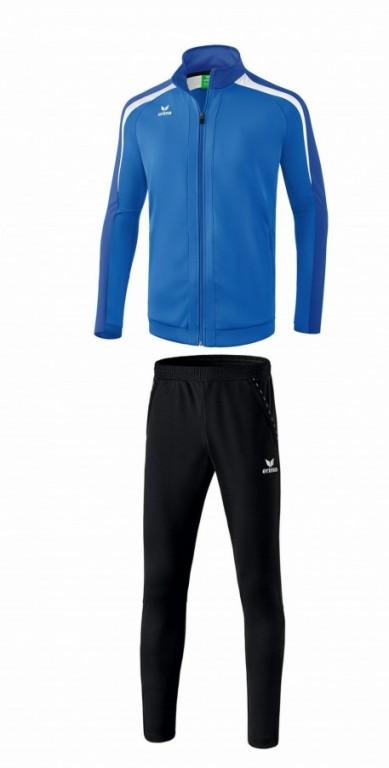 ERIMA dětská tréninková tepláková souprava LIGA 2.0 - Modrá/Modrá/Bílá